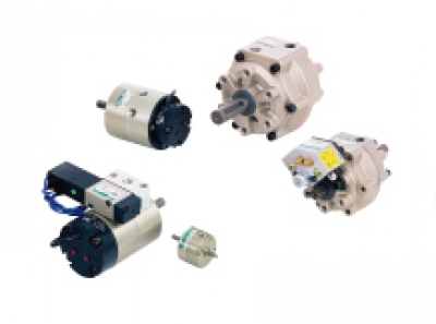 Rotary actuator with vane mechanism RV3*