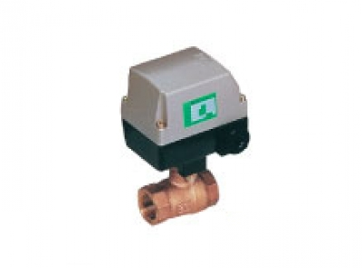 Standard 2 port valve with relay MXB1D(F)