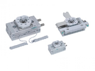 Table type rotary actuator GRC