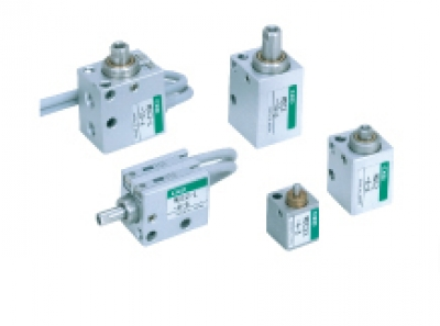 Small direct mounting cylinder MDC2