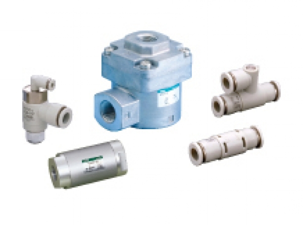 Auxilary valve(Check valve etc)