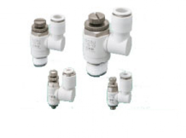 Flow control valve Universal type / push in joint SC3U