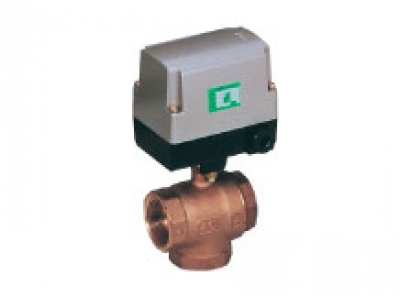 Standard 3 port valve with relay MXG1D