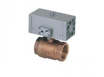 Air operated 2 port valve CHB(F)