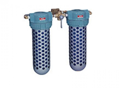 Dessicant type Manual air dryer